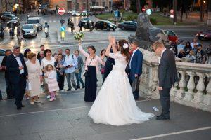 Svadba na kluc v Rime - MS5