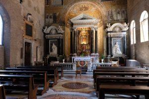 Svadba v Ríme - sobas Baptisterium 1