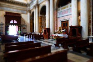 Svadba v Rime - cirkevny sobas 1