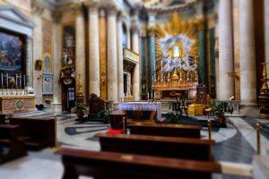 Svadba v Rime - cirkevny sobas 2