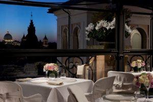Svadba v Rime restauracia na hostinu 5