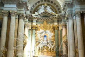 Svadba v Rime - svadba v kostole 4