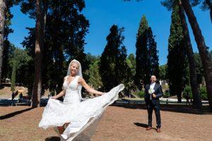 Svadba vo dvojici Rim JS8