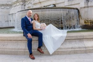 Svadba vo dvojici v Rime KD1